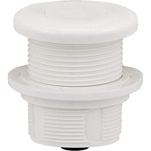 Len Air Gordon (Allied Innovations Air Button, Len Gordon #10 Power Touch Smooth, White)