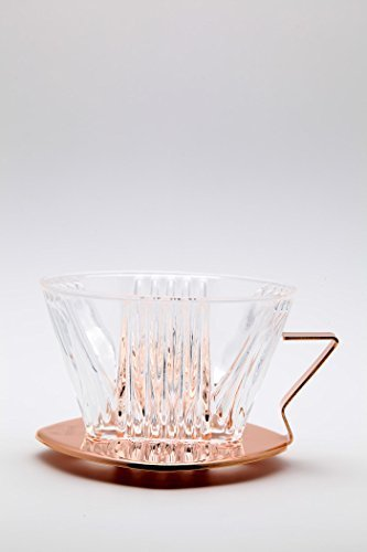 Union coffee for copper glass dripper (for 2 to 4 cups)