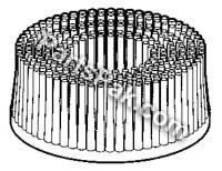 3M 3M-18734 Roloc Bristle Disc Grade - 50, Size - 3