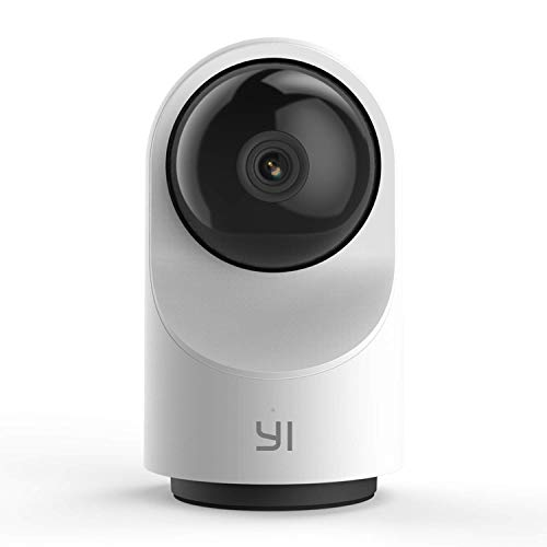 YI Smart Dome Security Camera X, AI-Powered 1080p WiFi IP Home Surveillance System with 24/7 Emergency Response, Human…