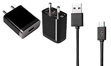 DHARM MI MDY 08 EX 2A Fast Mobile Charger  Black