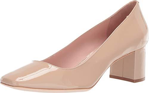 Kate Spade New York Kylah Block Heel Pump Powder Patent 8.5