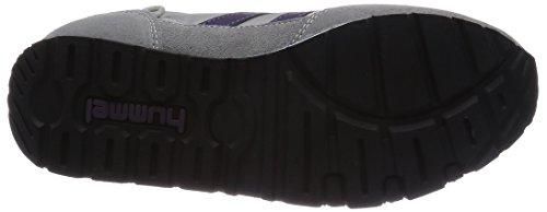 Hummel HUMMEL REFLEX LO - zapatilla deportiva de material sintético Unisex adulto gris - Grau (Dove 1018)