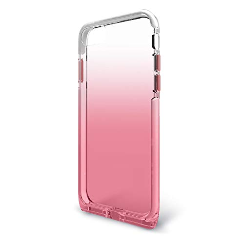 BodyGuardz Harmony Case for Apple iPhone 7/8 Extreme Impact and Scratch Protection for iPhone 7/iPhone 8, Rose Quartz