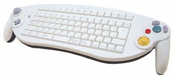 Game Cube Keyboard Controller (ASCII / - Ascii Keyboard
