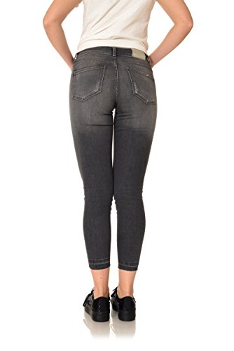 Grigio Denim Only Jeans Donna Donna Jeans Only Denim Only Jeans Grigio qpFwSv
