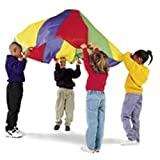 : 6' Parachute with 8 handles