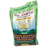 weed plant food - Dr. Earth 715 Super Natural Lawn Fertilizer, 18-Pound