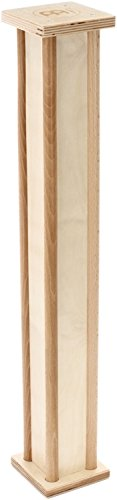 Meinl Percussion PRORM1NT Professional Rainmaker with Birch Wood & Ultra-Long Sustain, Natural