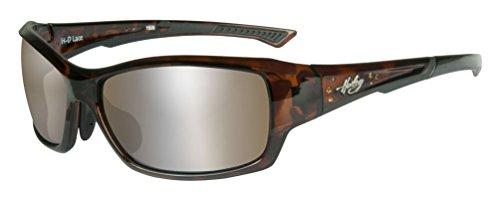 Harley-Davidson Women's Rhinestone Lace Sunglasses, Flash Copper Lens - Davidson Sunglasses X Harley Wiley