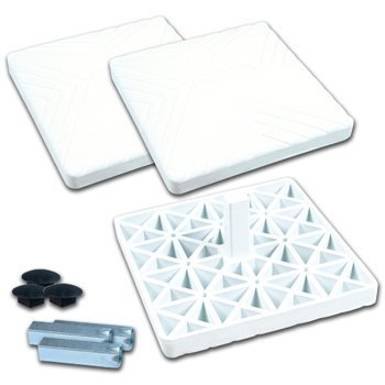 Champro Professional Base (White, 15 x 15 x 3)
