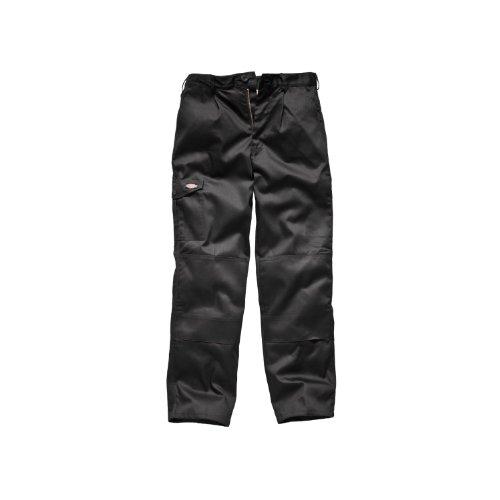 Dickies Redhawk Super Work Trouser (Regular) / Mens Workwear (48W x Regular) (Black)
