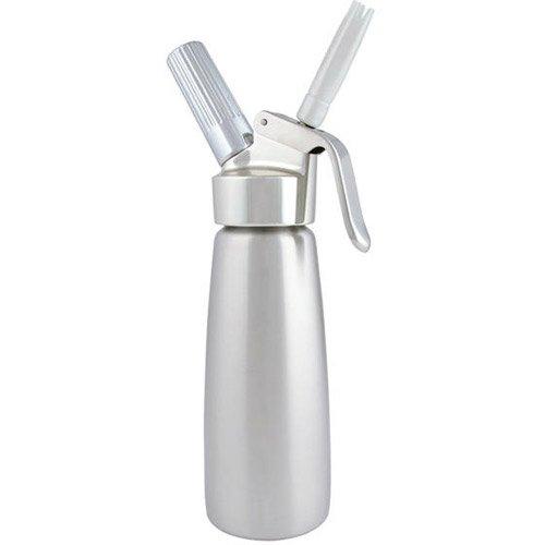 ISI Brushed Stainless Steel Profi Cream, Pint (02-0016) C...