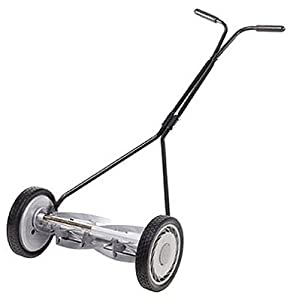 Great States Model 304-14 Five Blade 14 Inch Push Reel Lawnmower by Great States