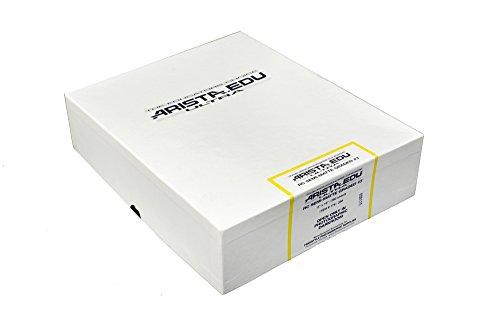 Arista EDU Ultra RC Black & White Photographic Paper, Semi-Matte #3 8x10, 250 Sheets ()