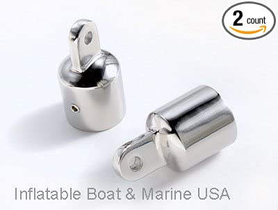 Set of 13 3-Bow 25mm Bimini Top Stainless Steel Boat Fitting Marine Hardware