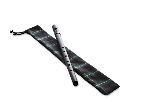 CarbonyTM Quiet Tuneable PennyWhistle in D