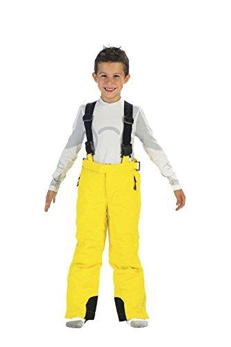 Yellow 124 BLZ 10 anni (cm. 140) HYRA madesimo Ski Trousers