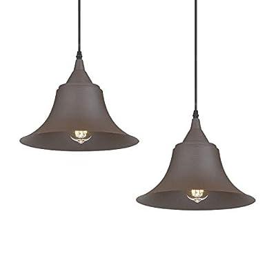 Emliviar Farmhouse Industrial Pendant Light