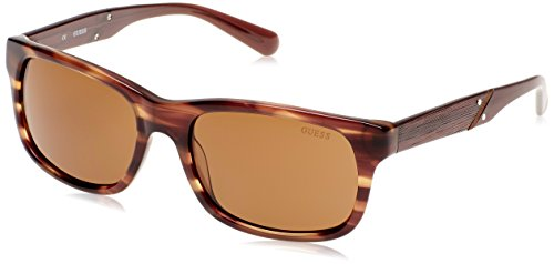 Guess GU6809 GU/6809 BRN-1 Brown Fashion Sunglasses - Sunglasses 2017 Guess