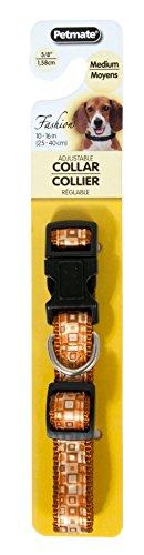 MGD Tile Pumpkin Adjustable Collar, 5/8