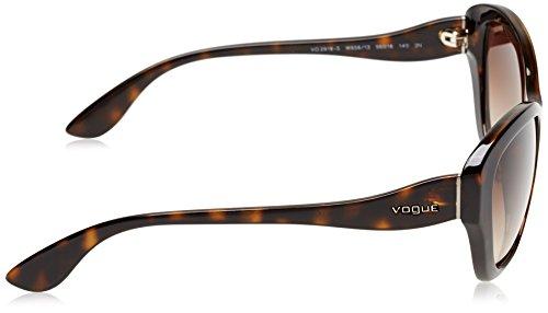 Vogue VO2918S C56 Marron (Dark Havana W65613)