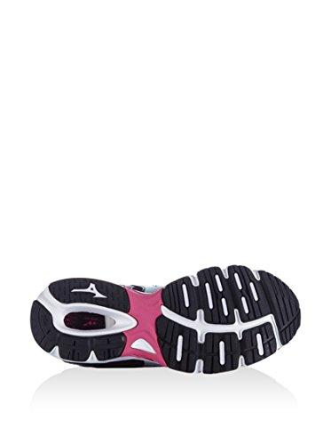 Eu Womens Zapatillas Negro fucsia Resolute 2 Deportivas Mizuno 40 Wave AfnUwqaw8