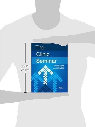 The Clinic Seminar (Coursebook)