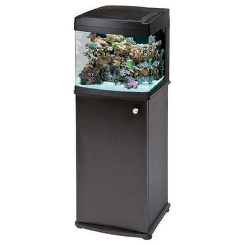 Sauder 413689, Select 14 Gallon Aquarium Stand, Black Finish