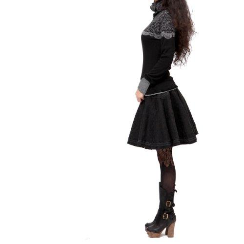 Artka - Jerséi - para mujer negro