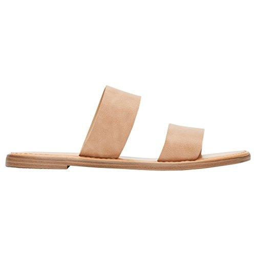 Rohb by Joyce Azria Casablanca Sandal (Nude Pu) Size 6 by Rohb