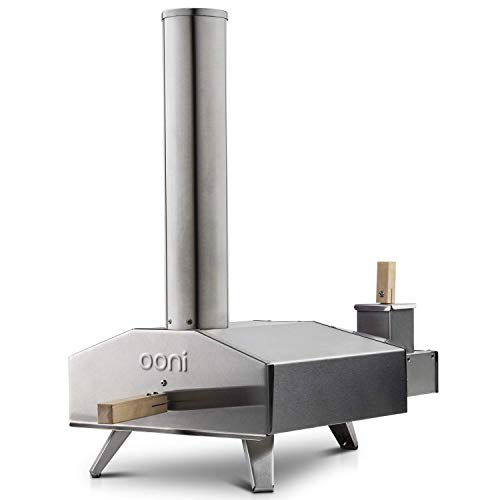 Outdoor Pizza Oven - Pizza Maker - Portable Oven - Outdoor Cooking - Award Winning Ooni 3 Pizza Oven
