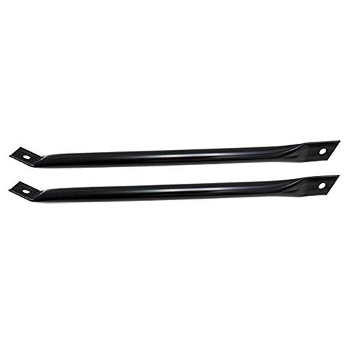 Eckler's Premier Quality Products 33182782 Camaro Fender To Radiator Support Brace Bars (Camaro Fender Brace)