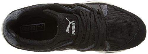 Puma Blaze Classic - Zapatillas de deporte Unisex adulto Negro - Noir (Black/Glacier Gray)