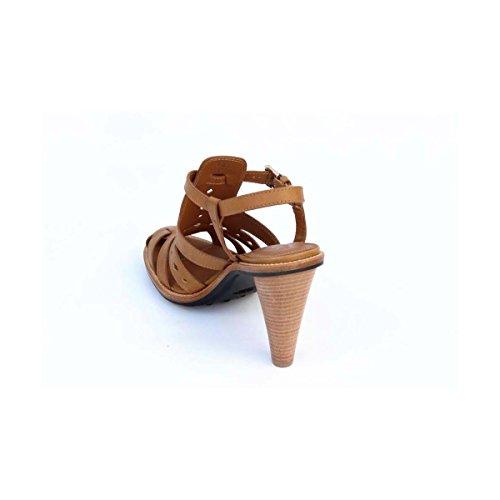 Tods Ladies Sandalo Xxw0nw0c360d90s405 Cammello