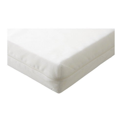 Superior Cot Mattress 140 x 70 x 7.5cm Thick - British Made With High Grade Density Foam TOPSTYLE