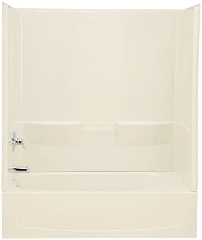 STERLING/Vikrell Intrigue Wallset Tub and Shower, High Gloss #71044100-0