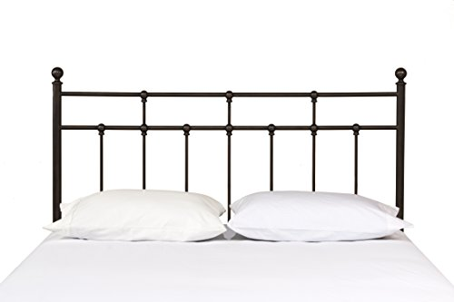 Hillsdale Furniture 380-670 Providence King Headboard without Bed Frame, Antique Bronze