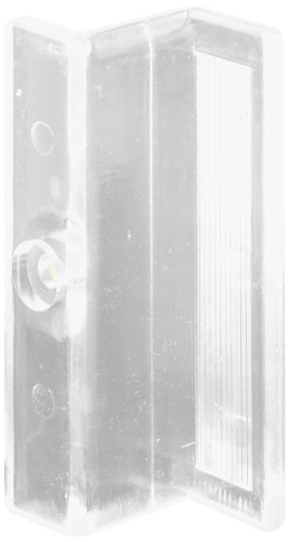 (Prime-Line Products 194351 Shower Door Handle Set, Clear, 2-Pack)