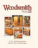 A Year of Woodworking Projects Tips and Techniques (Woodsmith, , 0975467573