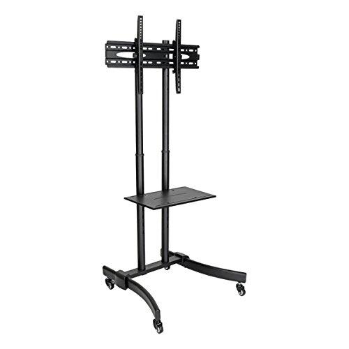 Tripp Lite Mobile Flat-Panel TV Floor Stand Cart Height-Adjustable LCD 32