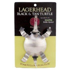 (Brutul Lagerhead Black & Tan Turtle)