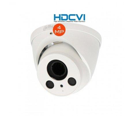 Sony CCD - Domo Zoom motorizado 2.7 - 12 mm HDCVI 4 MP IR 60 m - cam-d-807: Amazon.es: Bricolaje y herramientas