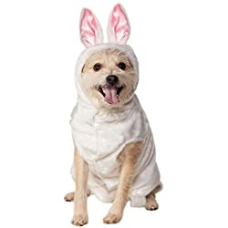 Rubie's Bunny Rabbit Pet Costume, Large