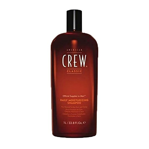 American Crew Daily Moisturizing Shampoo 33.8oz/1000ml