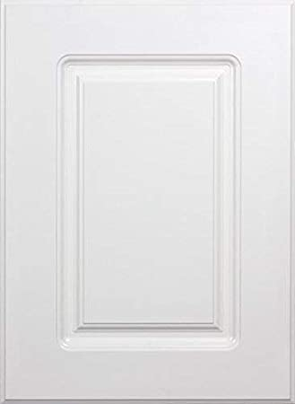 Cabinet Doors N More 13 W X 28 H X 3 4 Replacement White Rtf Raised Square Panel Cabinet Door For 15 And 30 Wide Framed Kitchen Wall Cabinet Amazon Com
