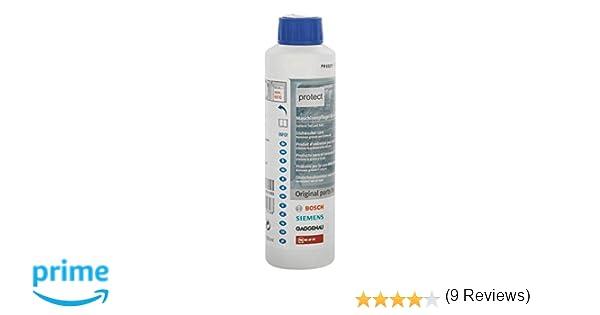 Bosch lavavajillas botella de cuidado 250 ml