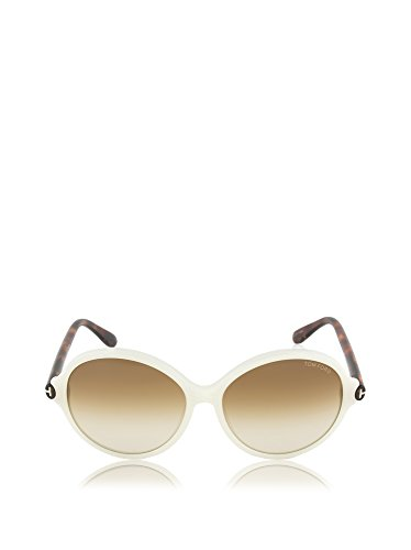 Tom Ford Women's Milena Sunglasses, - Ford White Sunglasses Tom