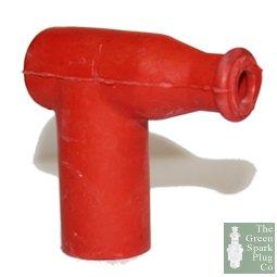 8/x Buj/ía/ /Tuerca Terminal Rojo /Gorra de goma resistente al agua/