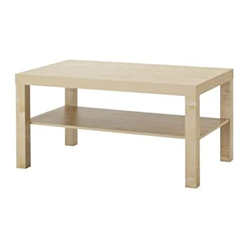 Ikea Lack Coffee Table 90 X 55 X 45 Cm Birch Amazon Co Uk Kitchen
